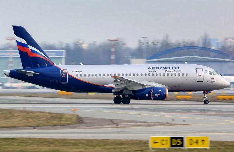 самолет Aeroflot Airlines